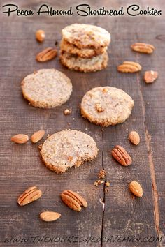 Pecan Almond Shortbread Cookies, crumbly delight! When I was a kid I used to love to dip cookies in my tea. My grandmother taught me that… As a keto eater it's not so easy to find cookies you can have…. These ones are amazingly delicious, and quite low in carbs! Just as good as the shortbread … … Continue reading →