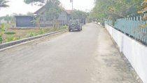 Tanah Dijual Pinggir Jalan Aspal Belakang Hotel Hyatt Palagan Jogja  Dekat Universitas Ternama Di Yogyakarta Sangat strategis untuk akses kemanapun mudah dan cepat  Sertifikat Hak Milik  Luas Tanah : 230 m2 Lebar Depan : 9 m Panjang : 25 m  harga Rp.2 Jt/m   Harga tanah ini murah, jika dibandingkan dengan harga tanah di  samping-sampingnya daerah sini sudah lebih dari Rp.2Jt/m  Alamat : Jalan Palagan Km 8, Sleman, Yogyakarta  Professional broker PropertyToday siap membantu hingga tuntas…