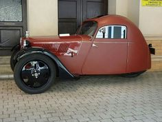 1933 Framo Stromer FP200