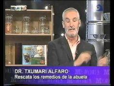 Txumari Alfaro rescata los remedios de la abuela - Memoria (06-08-2001) - YouTube