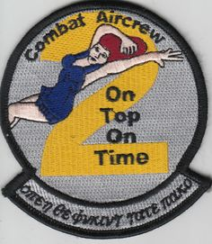 Patch USN P 3 Orion Combat Aircrw 2 ON TOP ON Time Parche | eBay