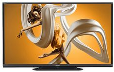 Black Friday 2014 Sharp Aquos HD LED TV with Roku Streaming Stick from Sharp Cyber Monday. Black Friday specials on the season most-wanted Christmas gifts. Smart Tv, 80 Inch Tvs, Tv Without Stand, Hd Logo, Roku Streaming Stick, 3d Tvs, Black Friday Specials, Tv Reviews, Thing 1