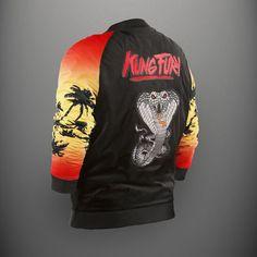 Kung Fury: Kung Fury - The Jacket - X-Small
