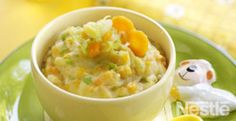 Crema fría de patatas y zanahoria #recetas #nestlecocina