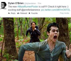 The maze runner meets the hunger games