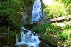 Водопад в окрестностях Батуми | Путешествия с Петровским