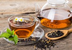 Home Remedies For Oily Hair: Treating Oily Hair Home Remedies, Natural Remedies, Giving Up Smoking, Salud Natural, Natural Herbs, Tea Glasses, Best Tea, Herbal Tea, Back Pain