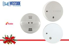 "Smoke alarms are the key to your safety.  •	Test alarms at least monthly by pushing the test button. •	Replace batteries in all smoke alarms at least once a year. If an alarm ""chirps"", warning the battery is low, replace the battery right away. Stop by Westside Wholesale to choose KiddeSmoke alarm for your home.http://www.westsidewholesale.com/kidde-smoke-detectors"