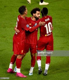 Salah Vs Salzburg Pictures and Photos - Getty Images Liverpool Football Club, Liverpool Fc, Sadio Mane, Mo Salah, Premier League Champions, Mohamed Salah, Terry Pratchett, Bbc Broadcast, Just Run