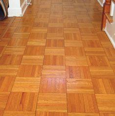 Step by Step: Sanding & Finishing Parquet Wood Flooring - Hardwood Floors Magazine