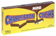 Charleston Chew is a popular candy named after the iconic early-20th century dance. Made by BCTGM members, this delectable classic is sure to make you kick up your feet in delight. Charleston Chew bars are available at retailers nationwide.