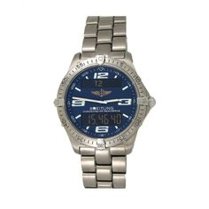 Pre Owned Watches Breitling Titanium Aerospace Watch | Pre Owned Watch | Laings of Glasgow
