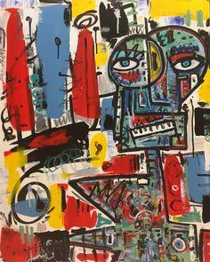 Joel P Hille Painting, Art, Figurative Art, Figures