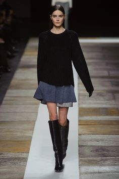FALL/ WINTER 2013-2014 | Theyskens' Theory
