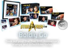 Star Trek. Boldly Go