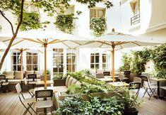 Bar Jazz, Latin Quarter, 17th Century, Pergola, Outdoor Structures, France, Aubusson, Mansions, Outdoor Decor