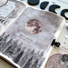 Bullet journal 💗 shared by PuReSea on We Heart It – Stationery 2020 Art Journal Pages, Album Journal, Scrapbook Journal, Journal Cards, Art Journals, Daily Journal, Art Journal Covers, Sketch Journal, Bullet Journal Aesthetic