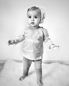 A little doll A little Topwijfje!  #babygirl #topwijfje #topwijf #toddler #instamood #instalike #ootd #potd #belgianbrand #design #startyourbrand #print #merchandiseessentials #sweaterweather #sweater #squadgoals #cutiepie #igers