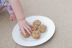just the little things: toddler muffins {recipe} - or 40 lb 8 year old vegetarians who won't eat vegetables.