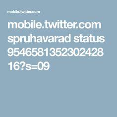 mobile.twitter.com spruhavarad status 954658135230242816?s=09