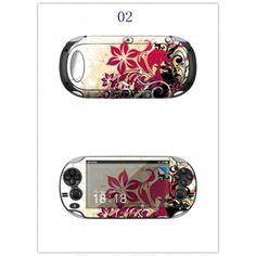 Vinyl Sticker Skin für Sony PS Vita
