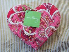 So cute......... Vera Bradley Jewelry Box, starting at $30.