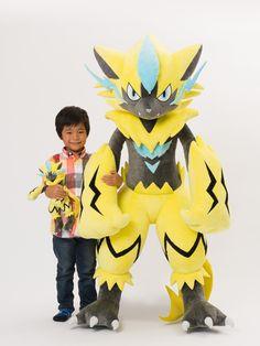 Here's More Photos Of Gigantic Pokemon Center's Lifesize Zeraora Plush | NintendoSoup Charmander, Charizard, Pokemon Dolls, Anime Fnaf, Mandala Coloring Pages, Fursuit, Online Gallery, More Photos, Haikyuu