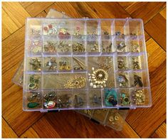 How to pack jewelry for a move organizations organizing for How to pack jewelry for moving