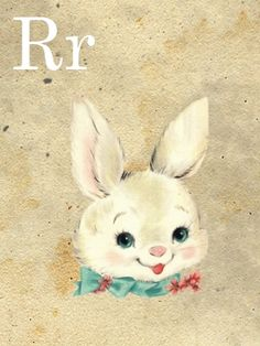 💐Mini vintage alphabet cards from Sweetly Scrapped💐r-+sweetly+scrapped+-+rabbit. Vintage Ephemera, Vintage Cards, Vintage Postcards, Alphabet Cards, Alphabet Letters, Printable Alphabet, Alphabet Soup, Antique Illustration, Vintage Scrapbook