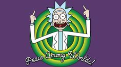 Created by Justin Roiland Dan Harmon Rick And Morty Quotes, Rick And Morty Poster, Otaku Anime, Ricky And Morty, Wubba Lubba, Dan Harmon, Justin Roiland, Get Schwifty, Adult Cartoons