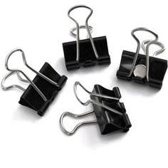 LouLeChien  set van 4 magnetische architecten clips