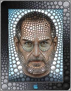 Ben Henie art- Steve Jobs
