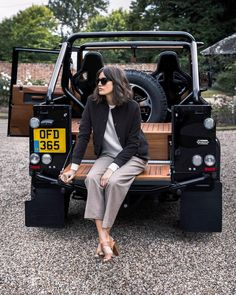 Coming this summer - Overfinch X featuring Land Rover Defender 110, Defender 90, Landrover Defender, Landrover Series, Jeep Uk, Nissan Patrol, Off Road Adventure, Vintage Classics, Girls Series