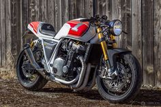 'Big One' CB1000 sent in to our facebook group by Florent Ginet