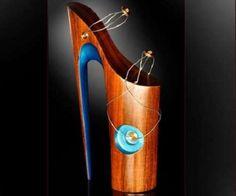 Zapatos espectaculares.