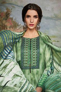 Pashmina Salwar Suit Shop Online in USA🇱🇷📲 www.pinkphulkari.com Suit Shop, Salwar Suits, Sari, Shopping, Fashion, Saree, Moda, La Mode, Fasion