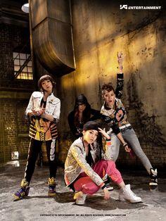 #2NE1 [Single : Fire] 2009.05