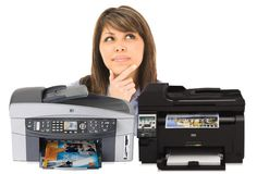 Which type of printer do you recommend? Inkjet or Laser? The number one question we are frequently asked.
