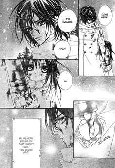 Vampire Knight 11 - Read Vampire Knight Chapter 11 Page 3 Online | MangaSee
