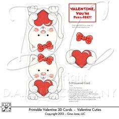 Valentine Sayings for Monkey Valentine Lady Bug Love Valentine