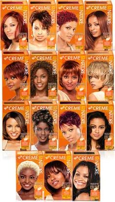 Creme Of Nature Hair Color Payment Shipping Track Return