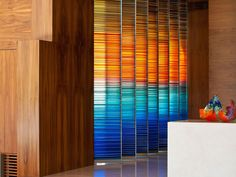 Phuze Environment arch glass installations