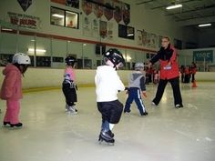 Ice Skating - Ages 4-5 Aliso Viejo, California  #Kids #Events