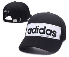 2017 Fashion Super popular Collection Standard Adidas Adjustable Snapback Adidas Hat Snapback, Adidas Cap, Dad Hats, Beanie Hats, Adidas Women, Black And White, Street Styles, Popular, Shoes