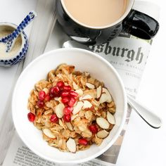 The Hungry Hounds— Toasted Oat & Honey Porridge