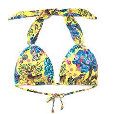 Brazilian Bikini Top Swimsuit Swimwear Arpa by ArpaBikineria