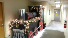 Image result for christmas door decorating contest