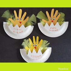 crafts for daycare kids Spring Art Projects, Easter Projects, Easter Crafts For Kids, Spring Crafts, Projects For Kids, Holiday Crafts, Farm Crafts, Daycare Crafts, Easter Activities