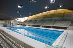 Piscine olympique Londres 2012