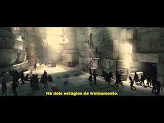 Divergente - Trailer Oficial Legendado . OMG muiiiito ansiosa!